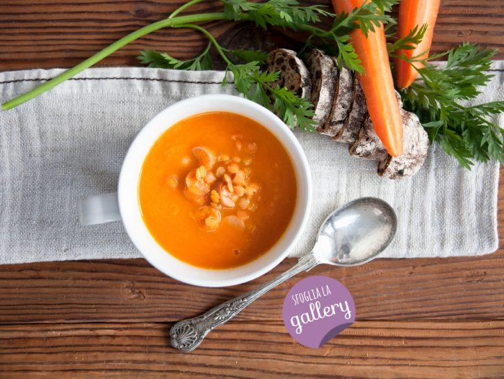 Dimagrire con la zuppa