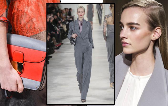 Hermes: cappotto grigio
