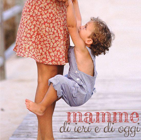 Mamma e bambini