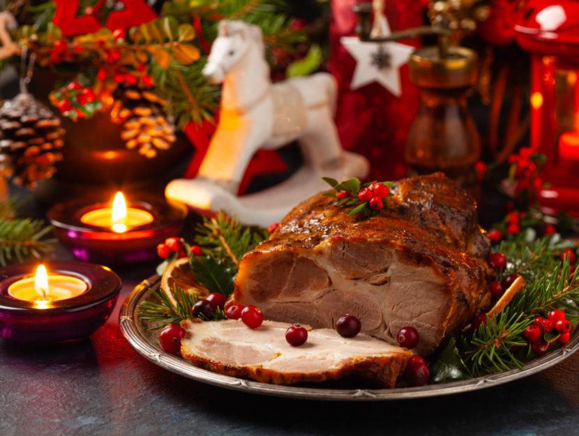 Ricette di arrosti natalizi