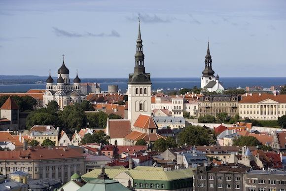 Old Medieval City of Tallinn