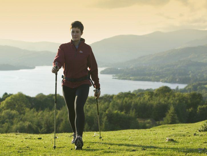 Benefici cammino