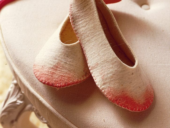 Come realizzare scarpe ballerine fai da te: cucito facile
