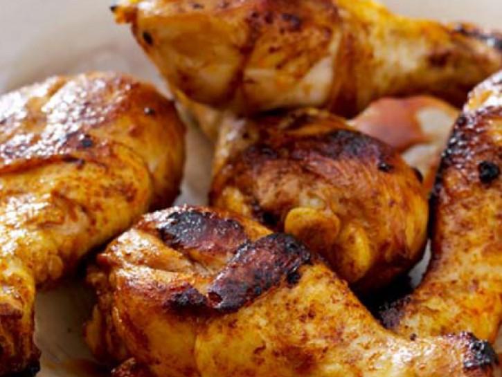 Immagine Sottocosce di pollo speziate