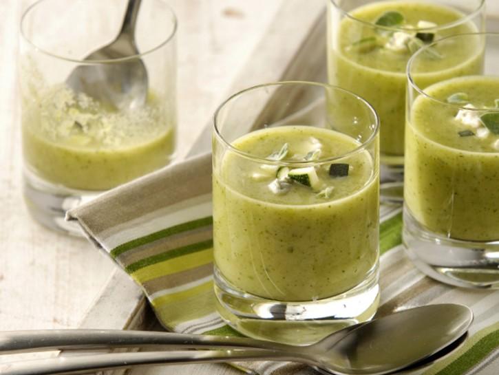 Immagine crema di zucchine