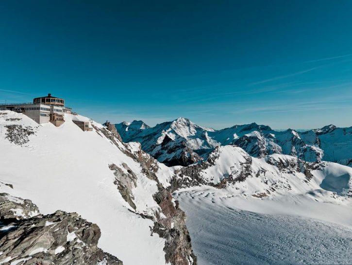 Viaggio in Svizzera