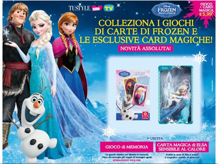 Giochi Frozen