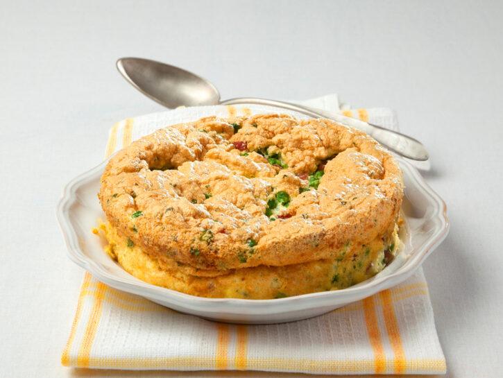 Frittata al forno: la ricetta base