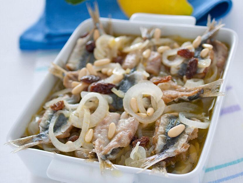 Sarde in saor ovvero ricetta sarde marinate