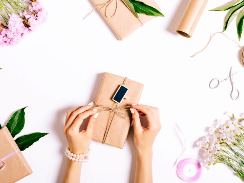 Idee originali per pacchi regalo fai da te