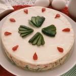 Torta salata d'estate