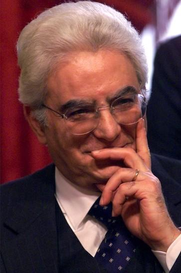 CAPO DELLO STATO: SERGIO MATTARELLA