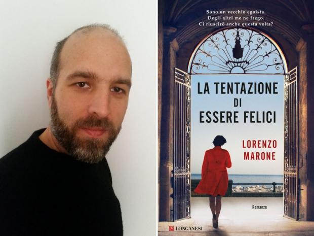 Lorenzo Marone e il suo libro