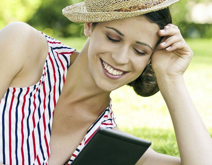 L'ebook è più maneggevole