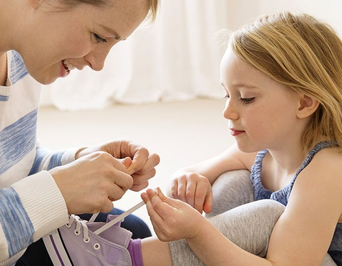 Crescere figli autonomi