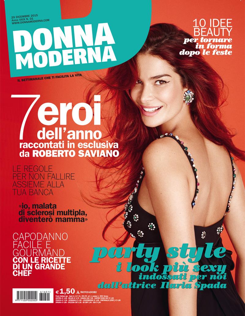 Disegno cucina moderna giugno 2015 : Le copertine 2015 di Donna Moderna | Donna Moderna