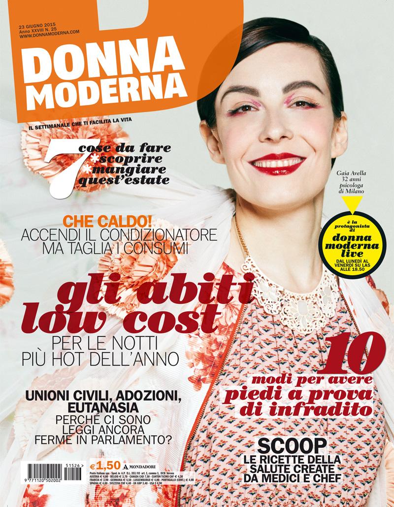 Disegno cucina moderna giugno 2015 : Donna Moderna N. 26 - 17 giugno 2015 | Donna Moderna