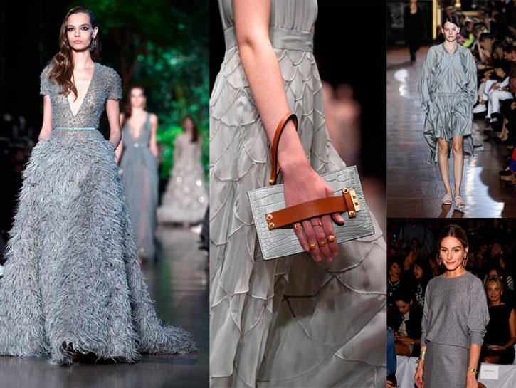 """Tendenze moda: """"50 sfumature di grigio"""""""