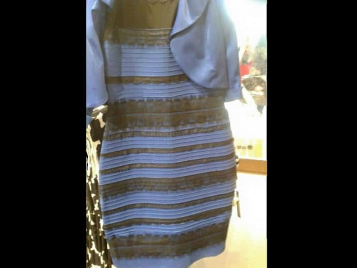 Di che colore è The Dress?
