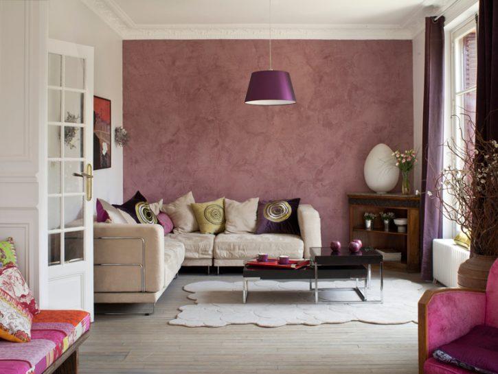 30 idee per il colore pareti del soggiorno - Foto   Foto 1