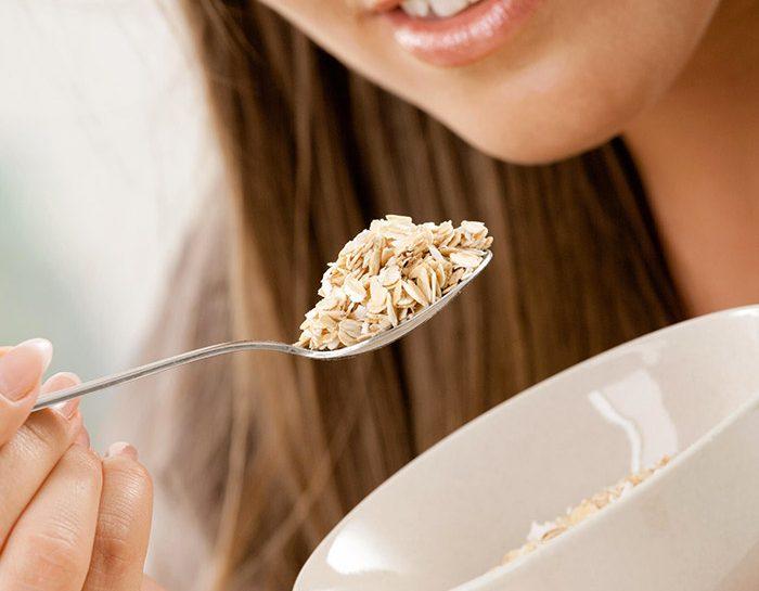 fiocchi d'avena se sei a dieta
