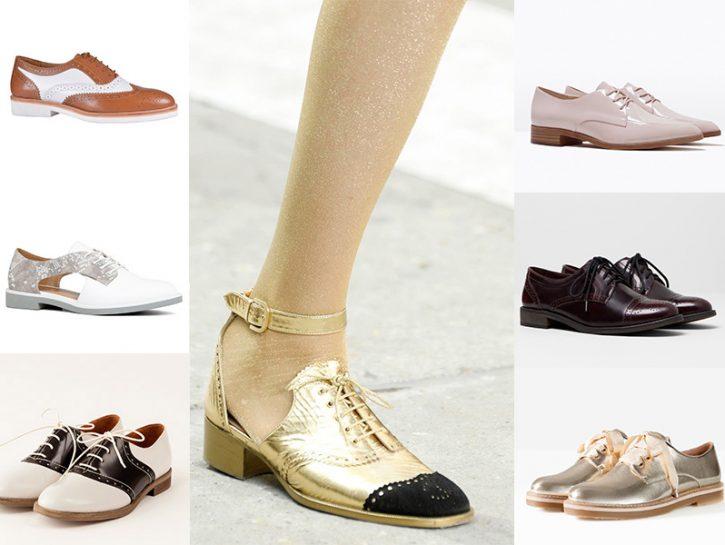 """Le """"derby shoes"""""""