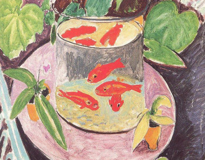 Mostre in primavera: Matisse, Arabesque
