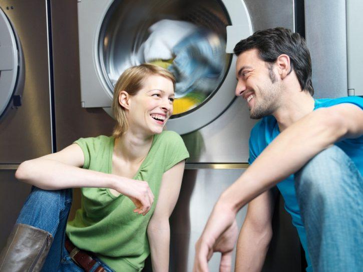 Storia della lavabiancheria