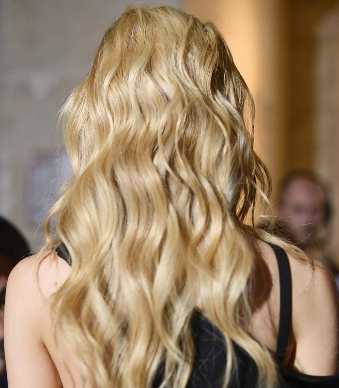 capelli a onde