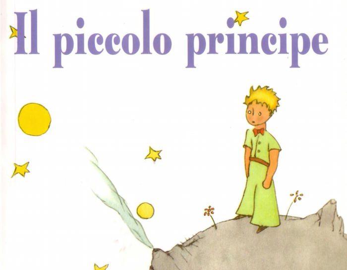 Il Piccolo Principe, di Antoine de Saint-Exupéry