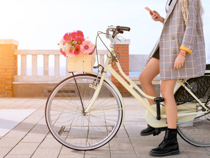 i vantaggi della bicicletta