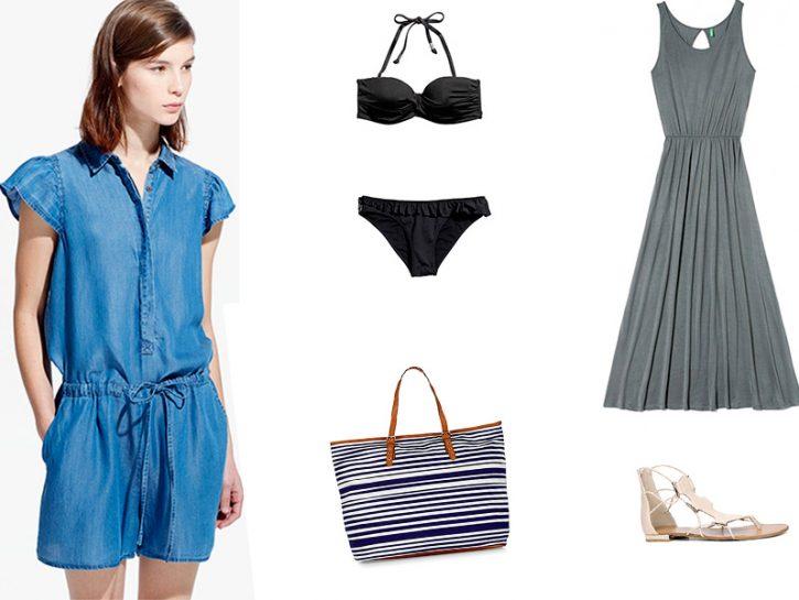 Capi e accessori basic perfetti per l'estate!