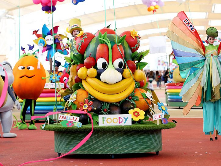 Si può visitare Expo insieme ai bambini oppure la paura di rischiare una crisi di nervi è tanta d