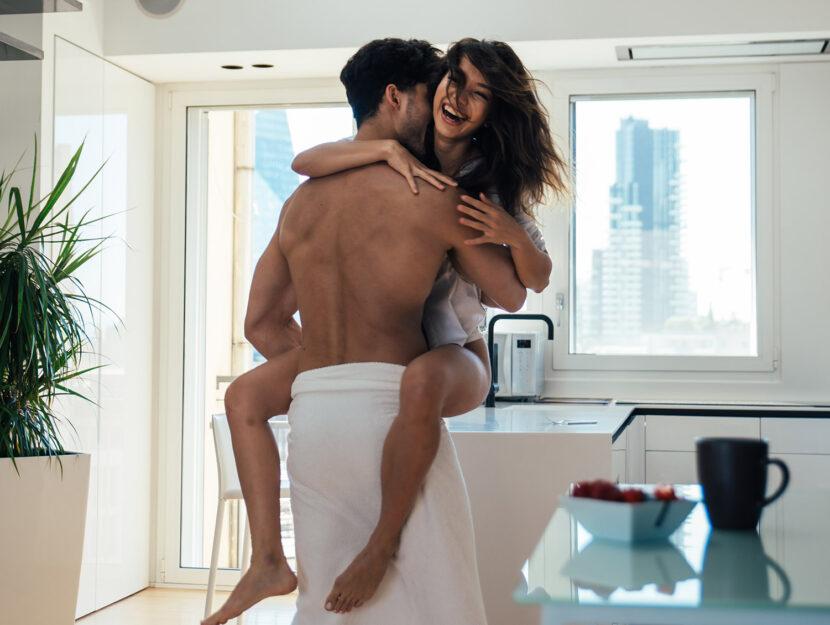 Fare sesso e fare l' amore