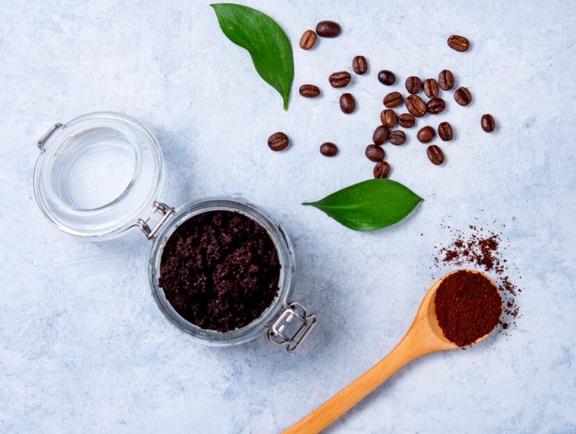 riciclo green fondi di caffè
