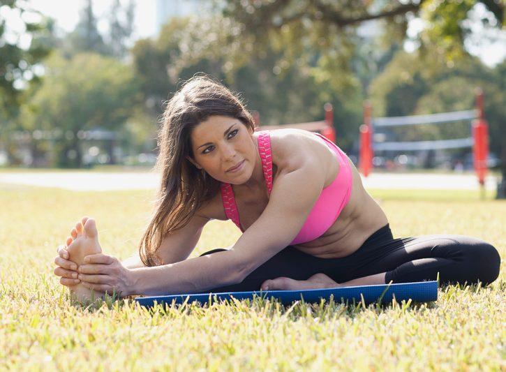 corpo più elastico con lo stretching