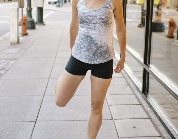 contro la cellulite evita la corsa