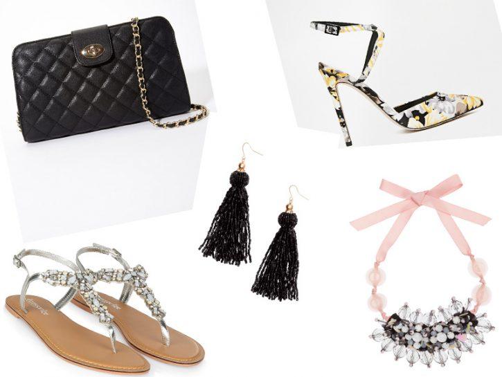 Gli accessori giusti per valorizzare un vestito basic