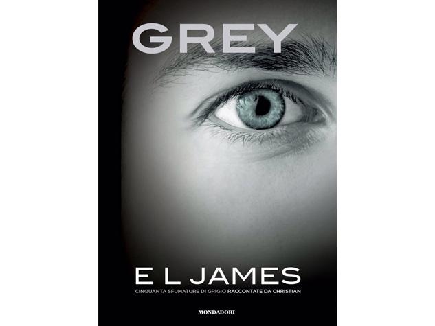 Grey, il nuovo romanzo di E L James arriva in Italia