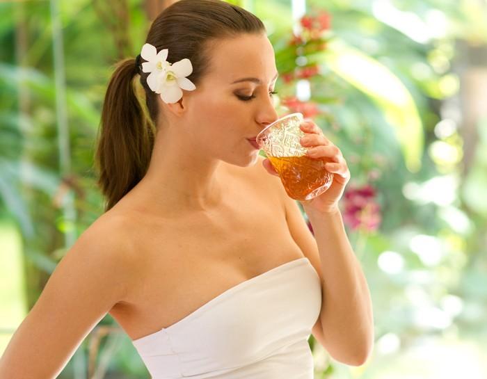 Bevi fresco e sano