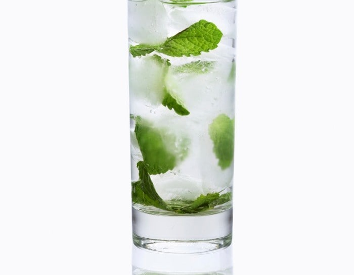Gusta la bevanda allo zenzero