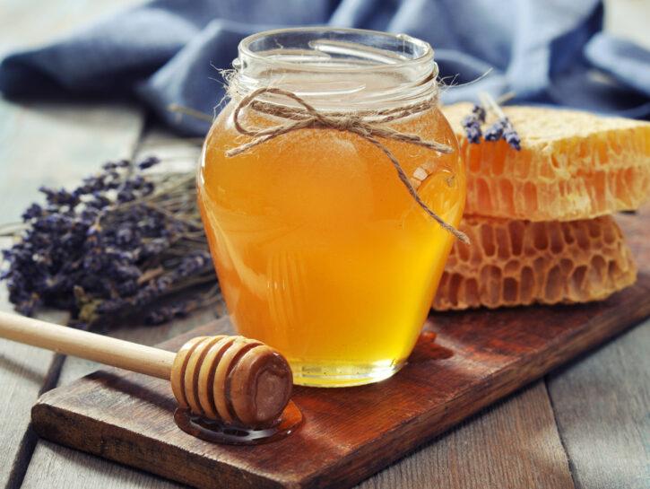 Vasetto di miele - Crerdits: Shutterstock