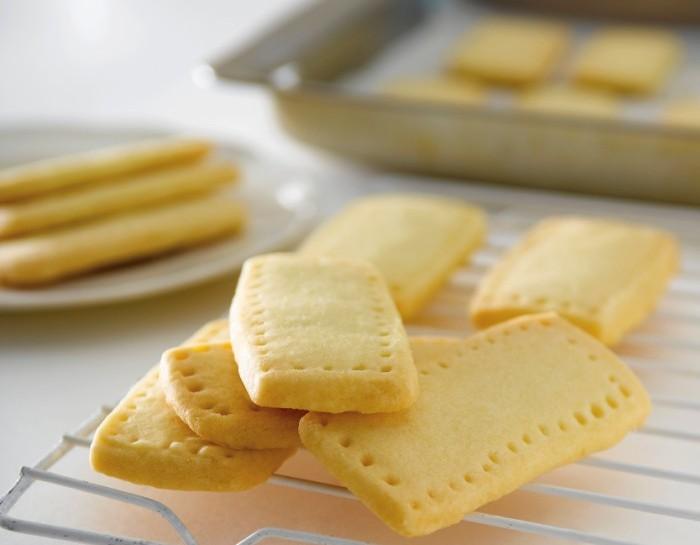 Pasta frolla con la farina di kamut