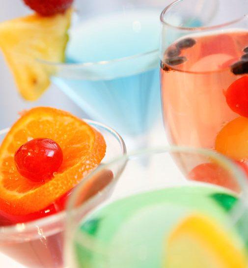 I cocktail meno ingrassanti per chi vuole concedersi uno sfizio