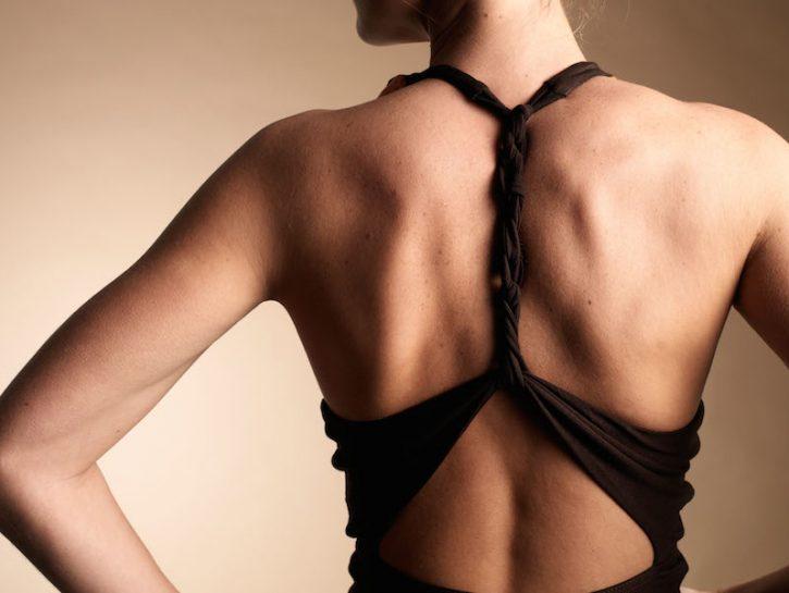 L'esercizio migliore per una schiena sexy