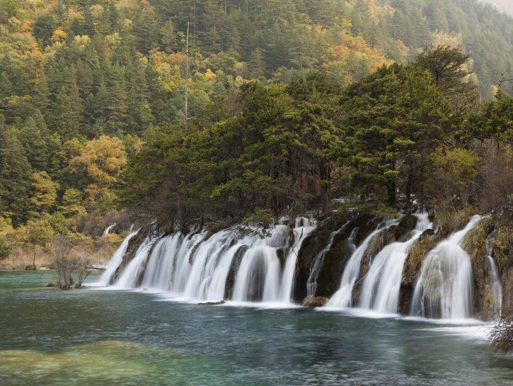 Jiuzhaigou Valley, Cina