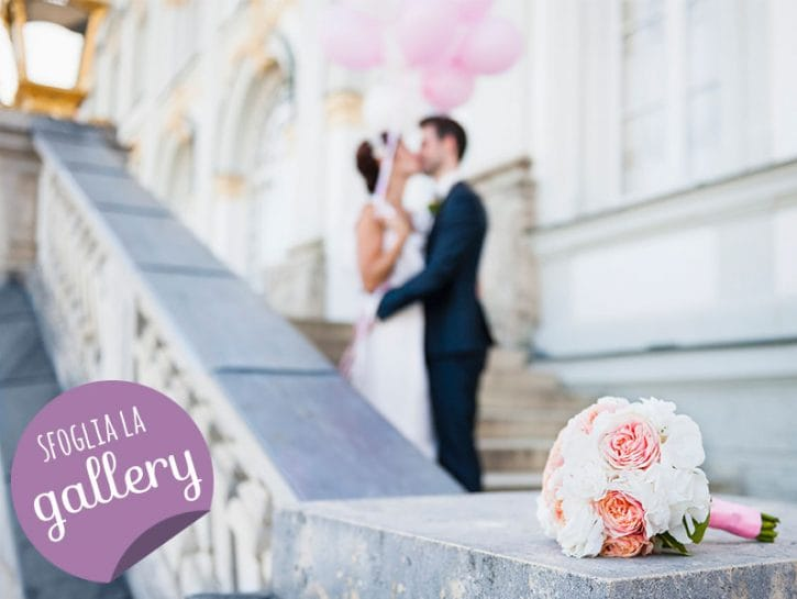 I luoghi più belli per il tuo matrimonio