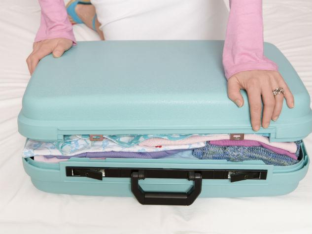 La preparazione della valigia