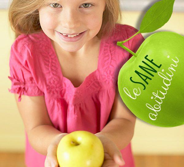 Le sane abitudini per bambini in età scolare