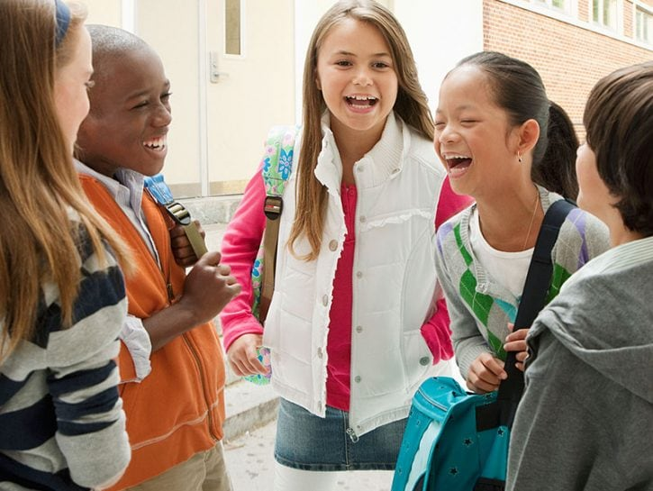 vestire bambini scuola 1